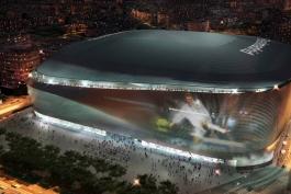 ورزشگاه-اسپانیا-لالیگا-رئال مادرید-Real Madrid