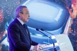 رئیس-اسپانیا-لالیگا-رئال مادرید-Real Madrid