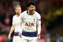 صحبت های سون-صحبت های سون هیونگ مین-لیگ قهرمانان اروپا-تاتنهام-فینال مادرید-لیورپول-نایب قهرمانی در اروپا-ستاره آسیایی اسپرز-اسپرز