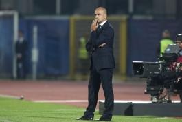 روبرتو مارتینز: مسئولیت عملکرد بد تیم در نیمه اول بازی با سن مارینو را به عهده می گیرم؛ در نیمه دوم از لحاظ تیمی بهتر شدیم