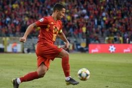 کورتوا: هازارد در رئال مادرید، تفاوت ها را رقم خواهد زد؛ امیدوارم فصل آینده در کنار هم عناوین زیادی کسب کنیم