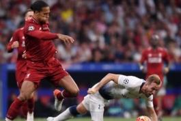 صحبت های فن دایک-مصدومیت کین-فینال مادرید-قهرمانی در اروپا-انگلستان-هلند-لیگ ملت های اروپا-مرحله نهایی لیگ ملت های اروپا
