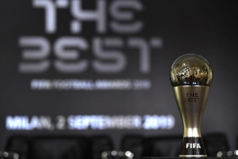 فیفا-فدراسیون جهانی فوتبال-مراسم بهترین های فیفا 2019-FIFA