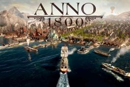 بازی Anno 1800 - شرکت یوبی سافت - استودیوی Blue Byte - فروشگاه اپیک گیمز - بازی PC