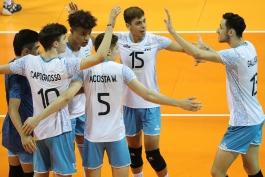 اخبار والیبال - ورزش والیبال - تیم ملی والیبال نوجوانان آرژانتین - والیبال قهرمانی نوجوانان جهان