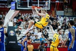 اخبار بسکتبال - جام جهانی بسکتبال - جام جهانی بسکتبال چین 2019 - تیم ملی بسکتبال استرالیا