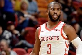 اخبار بسکتبال NBA - نقل و انتقالات بسکتبال NBA - هیوستون راکتس - کریس پال