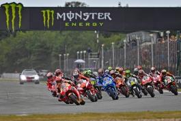 موتوجیپی – مسابقات موتورسواری – موتوجیپی جمهوری چک - پیست برنو - مسابقه MotoGP