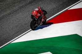 موتوجیپی - مسابقات موتورسواری - دنیلو پتروچی - موتور دوکاتی - موتوجیپی ایتالیا