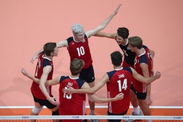 اخبار والیبال - ورزش والیبال - تیم ملی والیبال نوجوانان آمریکا - والیبال قهرمانی نوجوانان جهان