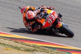 موتوجیپی – مسابقات موتورسواری – موتوجیپی آلمان - پیست زاکسنرینگ - مسابقه MotoGP - رپسول هوندا - مارک مارکز