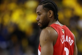 اخبار بسکتبال NBA - نقل و انتقالات بسکتبال NBA - کوای لنارد - تورنتو رپترز