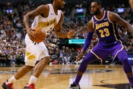 اخبار بسکتبال NBA - نقل و انتقالات بسکتبال NBA - لس آنجلس لیکرز - کوای لنارد