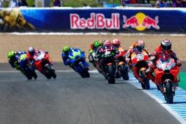 موتو جیپی – مسابقات موتورسواری – مسابقات Moto GP – دور تمرینی موتورسواری