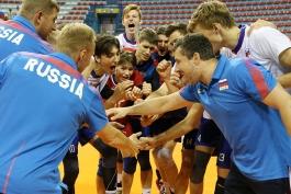 اخبار والیبال - ورزش والیبال - تیم ملی والیبال نوجوانان روسیه - والیبال قهرمانی نوجوانان جهان