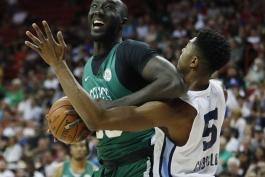 اخبار بسکتبال NBA - نقل و انتقالات بسکتبال NBA - بوستون سلتیکس - تاکو فال
