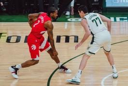 بسکتبال NBA - فینال کنفرانس شرق NBA - تورنتو رپترز - میلواکی باکس