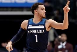 اخبار بسکتبال NBA - نقل و انتقالات بسکتبال NBA - تایس جونز - مینسوتا تیمبرولوز - ممفیس گریزلیز