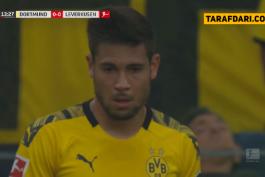 دورتموند-بایر لورکوزن-بوندس لیگا-آلمان-Borussia Dortmund