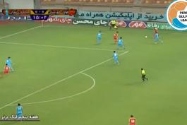خلاصه بازی فولاد خوزستان 0-0 پیکان (لیگ برتر ایران 98/99)