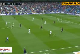 رئال مادرید-لوانته-لالیگا-اسپانیا-real madrid
