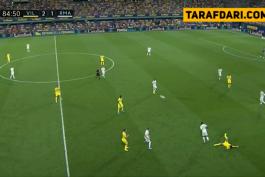 رئال مادرید-ویارئال-لالیگا-اسپانیا-real madrid