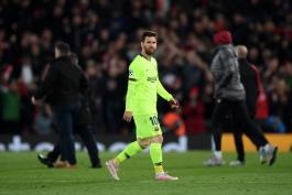عمر مومنی-بارسلونا-لیورپول-لیگ قهرمانان اروپا-کامبک لیورپول-کاریکاتور-Barcelona