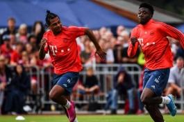 آلمان-بایرن مونیخ-تمرینات بایرن مونیخ-نیکو کواچ-Bayern Munich