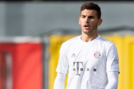 آلمان-بایرن مونیخ-مصدومیت لوکاس هرناندز-تاتنهام-Bayern Munich