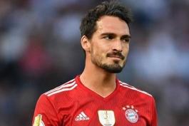 آلمان-بایرن مونیخ-دورتموند-انتقال هوملس-Bayern Munich