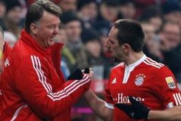 آلمان-بایرن مونیخ-مصاحبه فن خال-انتقاد از ریبری-Bayern Munich