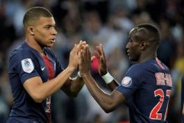 پاری سن ژرمن-لیگ1 فرانسه-موناکو-قهرمانی پاری سن ژرمن-دنی آلوز- paris saint germain