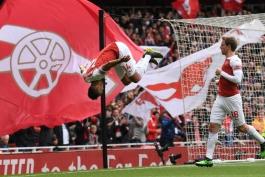 انگلیس-لیگ برتر-برایتون-آرسنال-هنریک مخیتاریان-Arsenal