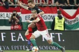 مجارستان 2-1 کرواسی؛ شکست نایب قهرمان جهان در بوداپست