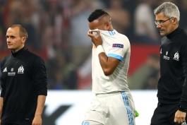 المپیک مارسی - لیگ اروپا - بازی مقابل اتلتیکو مادرید