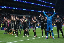 لیگ قهرمانان اروپا - برد مقابل تاتنهام