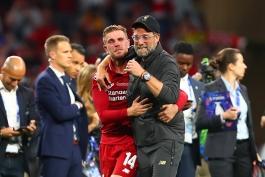 لیورپول - فینال لیگ قهرمانان اروپا - بازی مقابل تاتنهام - قهرمانی