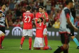 بنفیکا - لیگ پرتغال - نقل و انتقالات