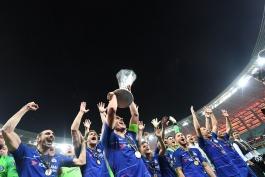 لیگ اروپا - فینال - بازی مقابل آرسنال - کسب عنوان قهرمانی