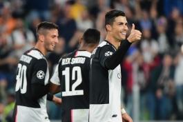 یوونتوس - لیگ قهرمانان اروپا - گلزنی مقابل بایرلورکوزن