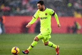 بارسلونا - لالیگا - بازی مقابل ژیرونا