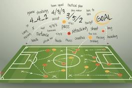 از مطالعه تخصصی بازیکنان تا بررسی مهم ترین تاکتیک های مدرن دنیای فوتبال: ویترین یادداشت های فنی طرفداری
