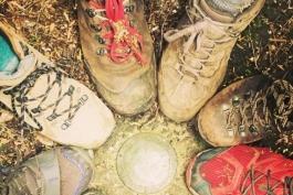 خرید کفش کوهنوردی مناسب - تجهیزات کوهنوردی - کوهنوردی آماتور