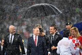 جام جهانی 2018 روسیه-فرانسه-کرواسی-فیفا