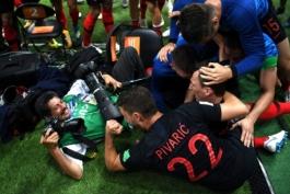کرواسی-انگلیس-جام جهانی 2018 روسیه