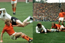 هلند-آلمان غربی-جام جهانی 1974-پنالتی-المپیک مونیخ-netherlands-germany