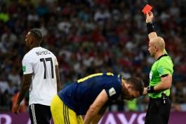 آلمان-سوئد-جام جهانی 2018 روسیه
