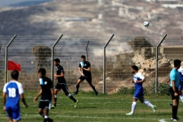 فلسطین-افغانستان-مقدماتی جام جهانی- رام الله