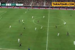 تیم ملی آرژانتین-Argentina-Mexico-تیم ملی مکزیک-دوستانه ملی