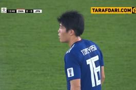 گنکی هاراگوچی- تیم ملی ژاپن-afc asian cup 2019